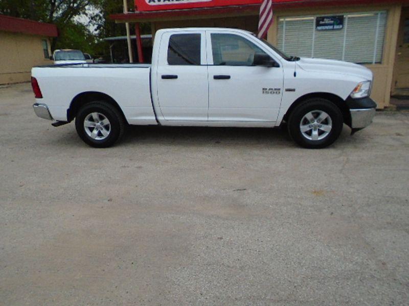 2014 Ram 1500 Tradesman | Fort Worth, TX | Cornelius Motor Sales in Fort Worth TX