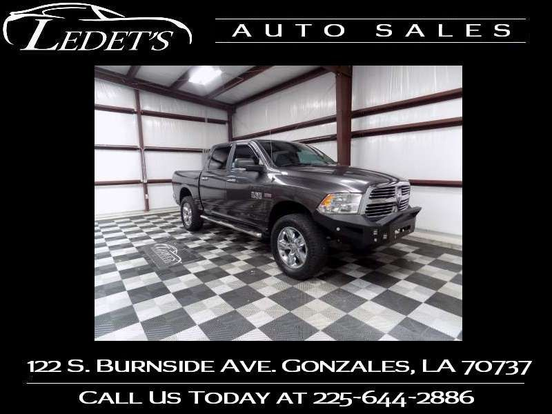 2014 Ram 1500 Big Horn - Ledet's Auto Sales Gonzales_state_zip in Gonzales Louisiana