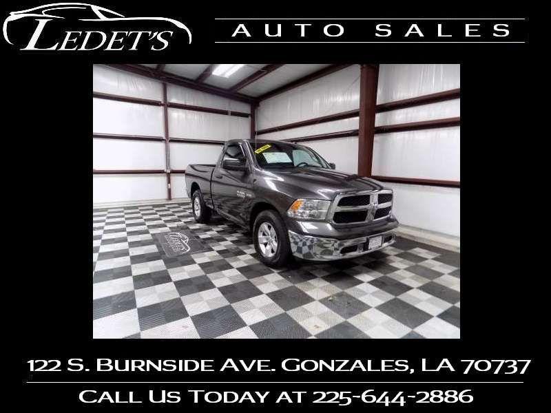 2014 Ram 1500 Tradesman - Ledet's Auto Sales Gonzales_state_zip in Gonzales Louisiana