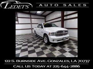 2014 Ram 1500 Longhorn Limited - Ledet's Auto Sales Gonzales_state_zip in Gonzales