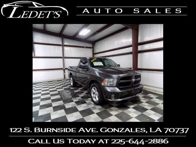 2014 Ram 1500 Express - Ledet's Auto Sales Gonzales_state_zip in Gonzales