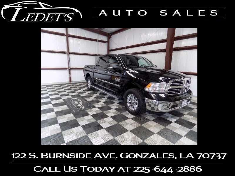 2014 Ram 1500 Big Horn - Ledet's Auto Sales Gonzales_state_zip in Gonzales Louisiana