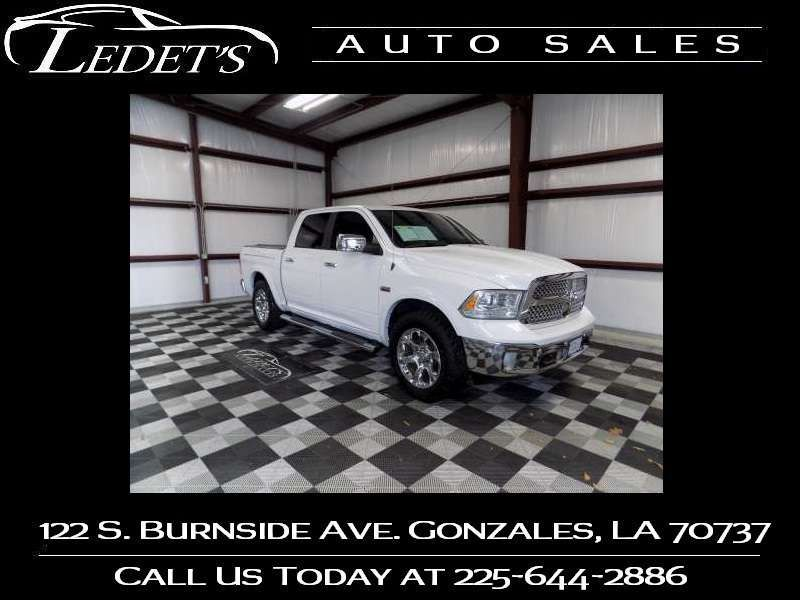 2014 Ram 1500 Laramie - Ledet's Auto Sales Gonzales_state_zip in Gonzales Louisiana