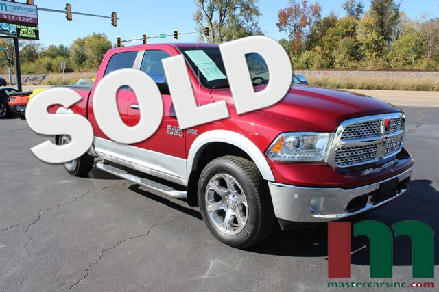 2014 Ram 1500 Laramie   Granite City, Illinois   MasterCars Company Inc. in Granite City Illinois