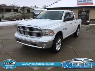 2014 Ram 1500 Big Horn 4WD in Lapeer, MI 48446