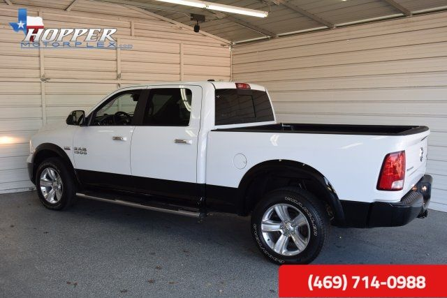 2014 Ram 1500 Outdoorsman in McKinney, Texas 75070