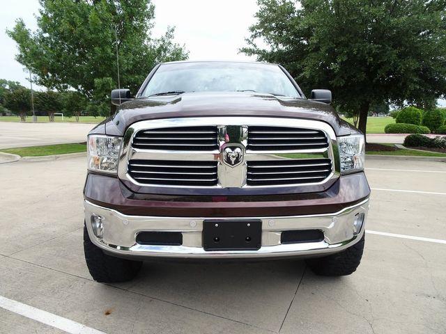 2014 Ram 1500 Big Horn LIFT/CUSTOM WHEELS AND TIRES in McKinney, Texas 75070