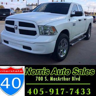 2014 Ram 1500 Tradesman   Oklahoma City, OK   Norris Auto Sales (I-40) in Oklahoma City OK