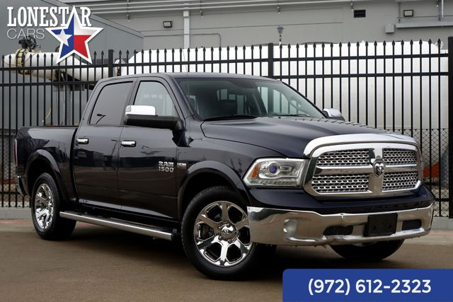 2014 Ram 1500 Laramie Navigation,Roof,Heated and Cooled Seats in Plano, Texas 75093