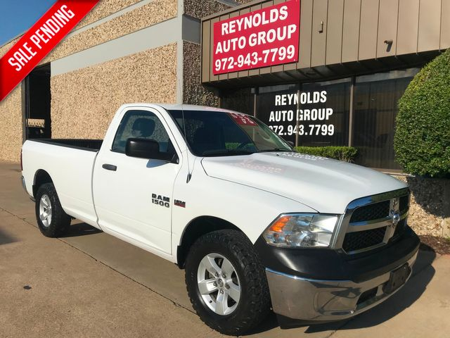 2014 Ram 1500 Tradesman Reg Cab Long Bed Work Truck