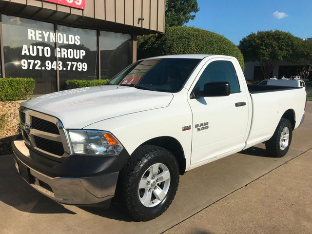2014 Ram 1500 Tradesman Reg Cab Long Bed Work Truck in Plano, Texas 75074