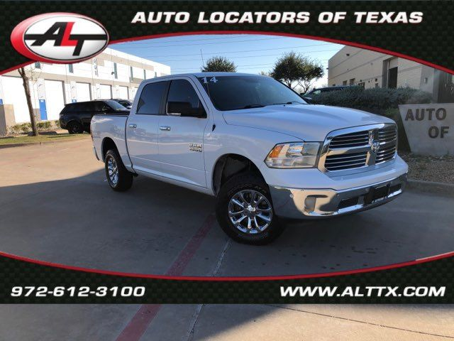 2014 Ram 1500 Lone Star with LEATHER