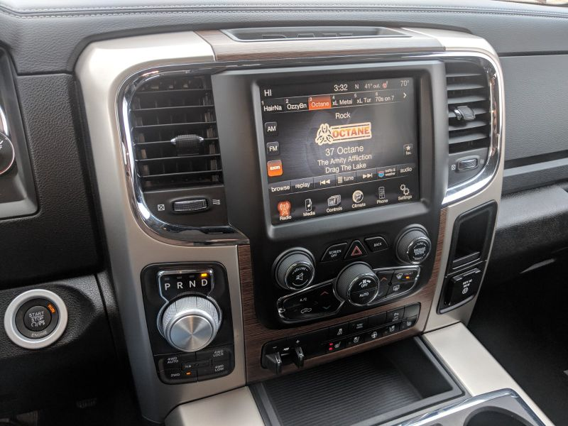 2014 Ram 1500 Crew Cab Laramie 4X4 EcoDiesel  Fultons Used Cars Inc  in , Colorado
