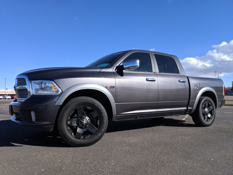 2014 Ram 1500 Longhorn Limited  Fultons Used Cars Inc  in , Colorado