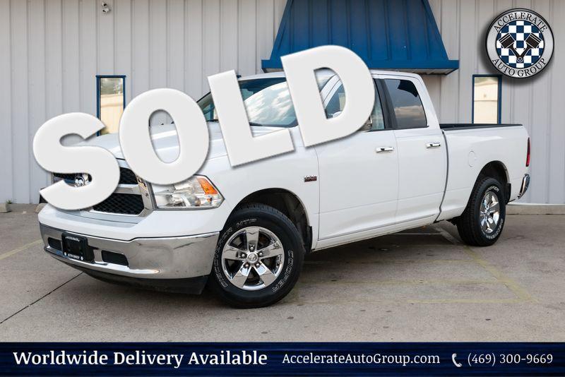 2014 Ram 1500 SLT in Rowlett Texas