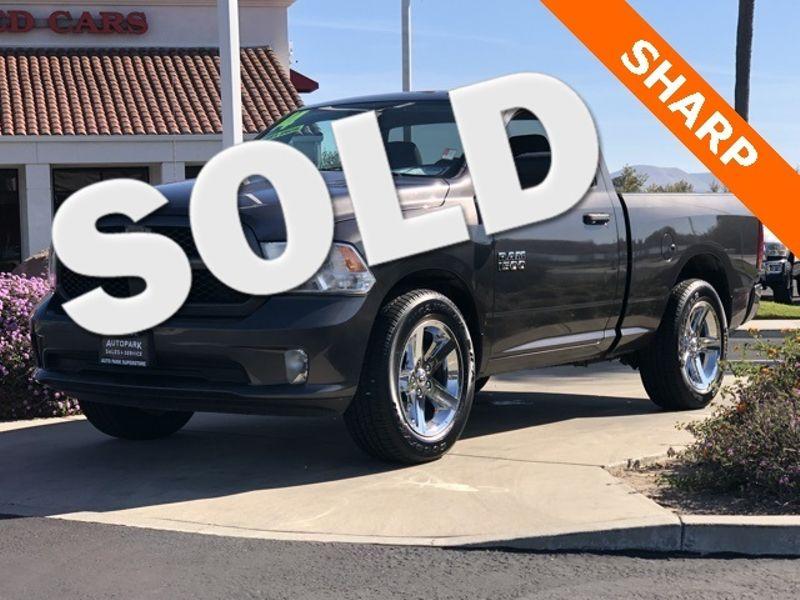 2014 Ram 1500 Express   San Luis Obispo, CA   Auto Park Sales & Service in San Luis Obispo CA