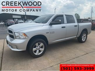 2014 Ram 1500 Dodge SLT Express 4x4 5.7 Hemi 20s Low Miles Silver NICE in Searcy, AR 72143