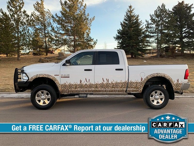 2014 Ram 2500 4WD Crew Cab Outdoorsman  city MT  Bleskin Motor Company   in Great Falls, MT