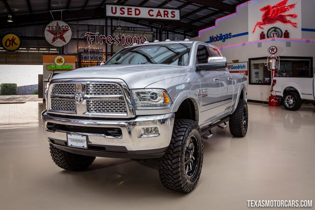 2014 Ram 2500 Laramie 4X4 in Addison Texas, 75001