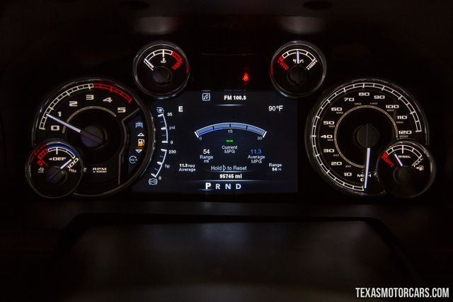 2014 Ram 2500 Longhorn Limited 4X4 in Addison Texas, 75001