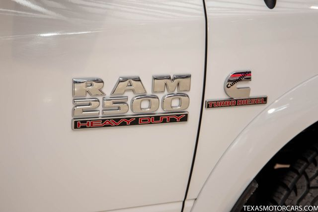 2014 Ram 2500 Laramie 4x4 in Addison, Texas 75001
