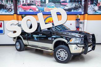 2014 Ram 2500 Longhorn SRW 4x4 in Addison, Texas 75001