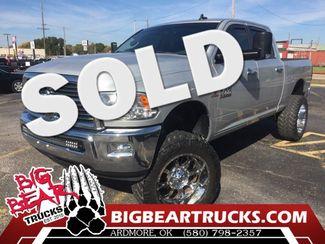 2014 Ram 2500 Big Horn   Ardmore, OK   Big Bear Trucks (Ardmore) in Ardmore OK