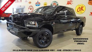 2014 Dodge RAM 2500 Laramie 4X4 DIESEL,NAV,BACK-UP,HTD/COOL LTH,49K! in Carrollton TX, 75006