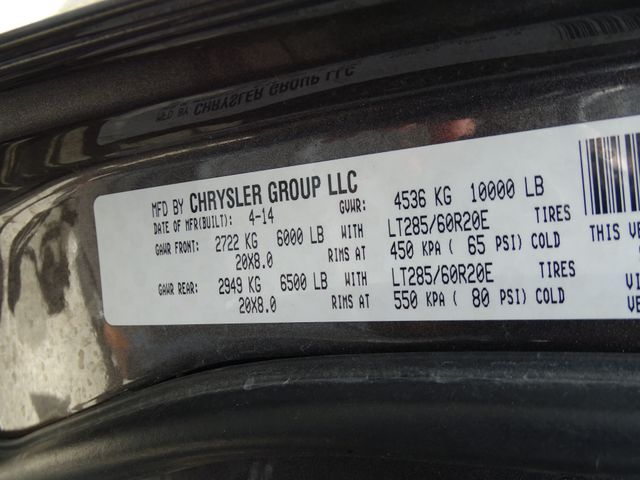 2014 Ram 2500 Laramie Corpus Christi, Texas 61