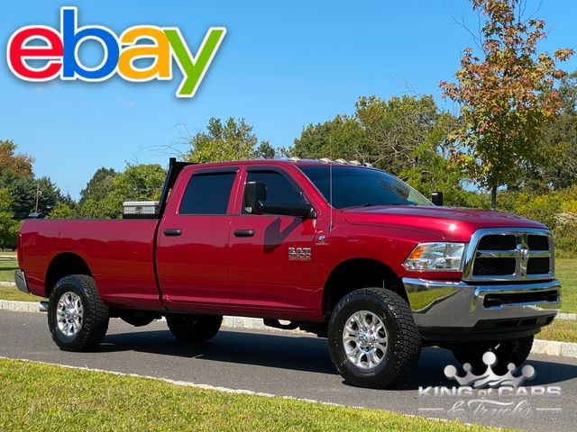 2014 Ram 2500 Cummins Diesel 4x4 6-SPEED MANUAL LONG BED LOW MILES in Woodbury, New Jersey 08093