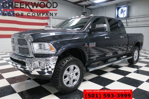2014 Ram 2500 Dodge Laramie 4x4 Diesel Mega Cab Nav Sunroof Chrome 20s in Searcy, AR