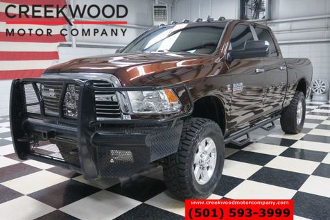 2014 Ram 2500 Dodge Big Horn SLT 4x4 Diesel Chrome 18s New Tires Nav in Searcy, AR