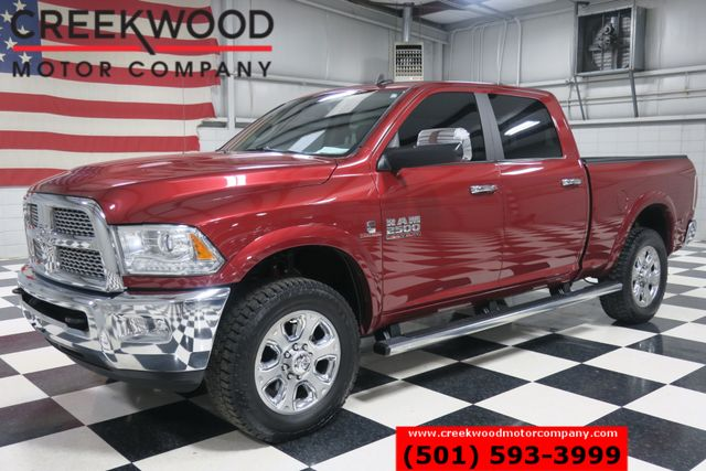 2014 Ram 2500 Dodge Laramie 4x4 Diesel Nav Roof Chrome 20s 1Owner NICE