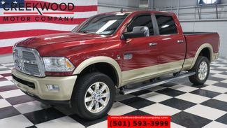 2014 Ram 2500 Dodge Laramie Longhorn 4x4 Diesel Chrome 20s Leather Nav in Searcy, AR 72143