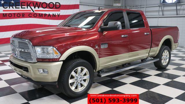 2014 Ram 2500 Dodge Laramie Longhorn 4x4 Diesel Chrome 20s Leather Nav