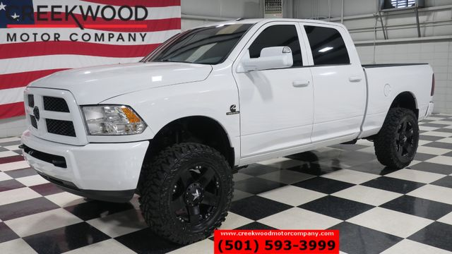 2014 Ram 2500 Dodge White 4x4 Diesel Lifted New Tires XD 20s Deleted in Searcy, AR 72143