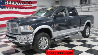 2014 Ram 2500 Dodge Laramie 4x4 Diesel Leather Heated Nav Chrome CLEAN in Searcy, AR 72143