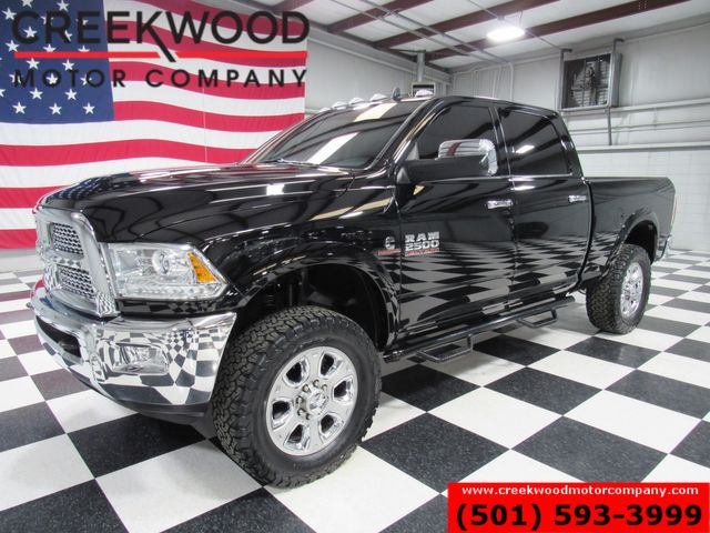 2014 Ram 2500 Dodge Laramie 4x4 Diesel Black New Tires Nav Sunroof 20s in Searcy, AR 72143