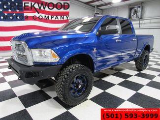 2014 Ram 2500 Dodge Laramie 4x4 Cummins Diesel Blue Leveled Black 20s in Searcy, AR 72143