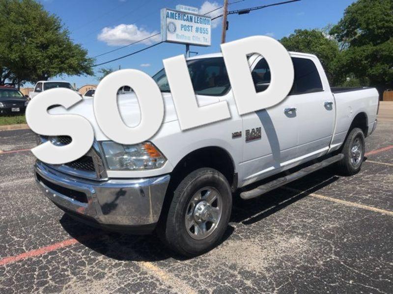 2014 Ram 2500 Crew Cab 4x4 SLT Excellent Condition | Ft. Worth, TX | Auto World Sales LLC in Ft. Worth TX
