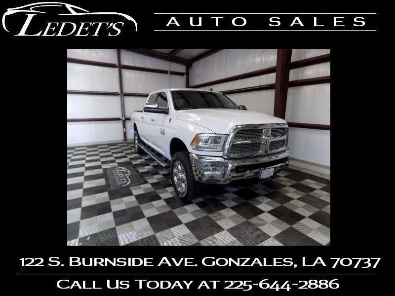 2014 Ram 2500 Laramie - Ledet's Auto Sales Gonzales_state_zip in Gonzales Louisiana