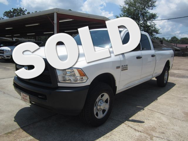 2014 Ram 2500 Tradesman Crew Cab 4x4 Houston, Mississippi
