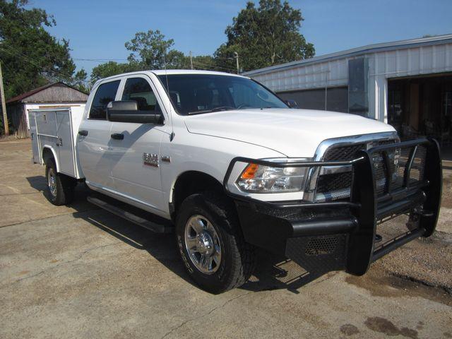 2014 Ram 2500 Tradesman Crew Cab Utility Bed 4x4 Houston, Mississippi 1