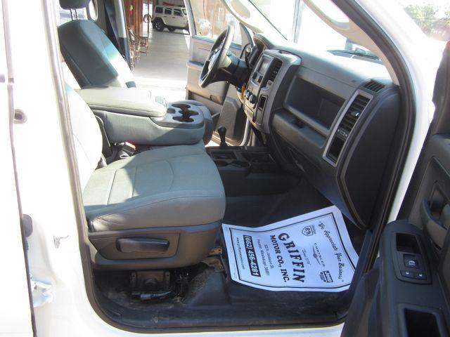 2014 Ram 2500 Tradesman Crew Cab Utility Bed 4x4 Houston, Mississippi 12