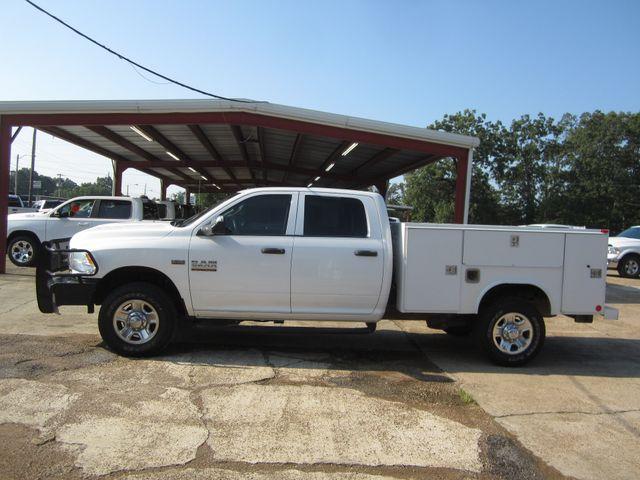 2014 Ram 2500 Tradesman Crew Cab Utility Bed 4x4 Houston, Mississippi 2