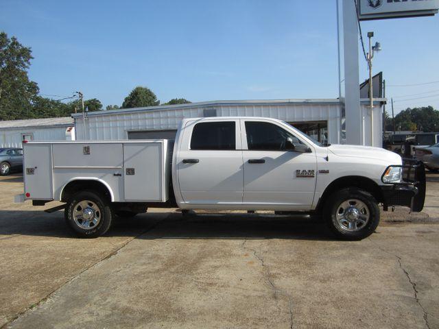 2014 Ram 2500 Tradesman Crew Cab Utility Bed 4x4 Houston, Mississippi 3