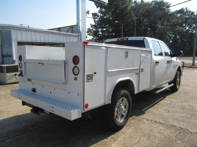2014 Ram 2500 Tradesman Crew Cab Utility Bed 4x4 Houston, Mississippi 4