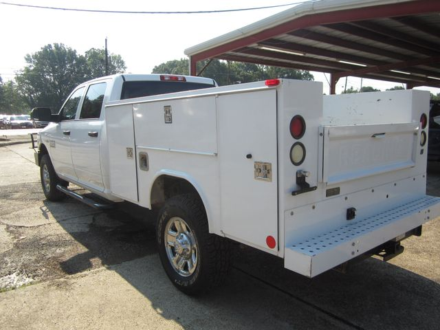 2014 Ram 2500 Tradesman Crew Cab Utility Bed 4x4 Houston, Mississippi 5