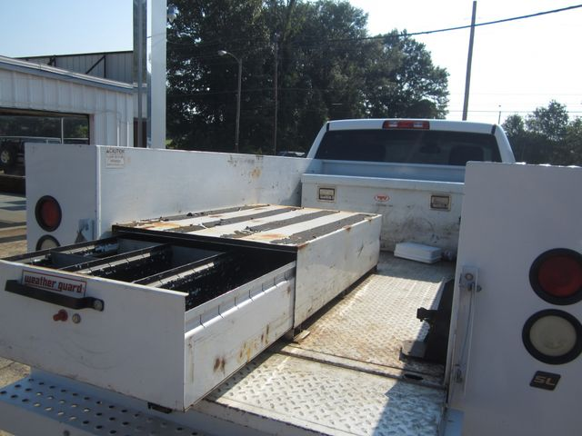 2014 Ram 2500 Tradesman Crew Cab Utility Bed 4x4 Houston, Mississippi 7