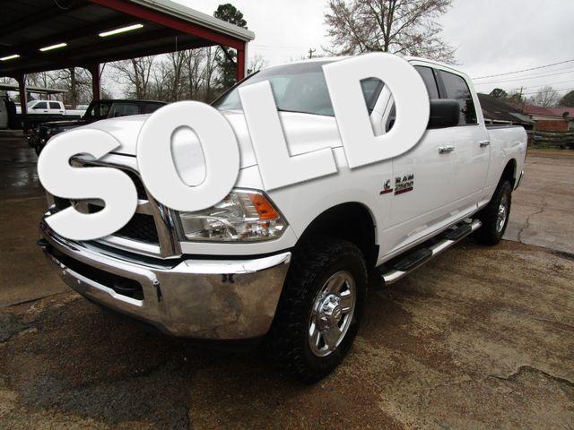 2014 Ram 2500 SLT Crew Cab 4x4 Houston, Mississippi